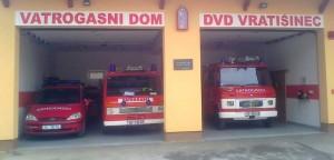 Vatrogasna vozila koje Društvo posjeduje