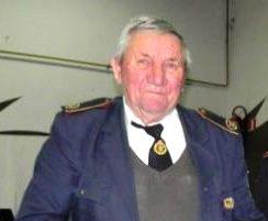 Augustin Čisar 1935. - 2016.
